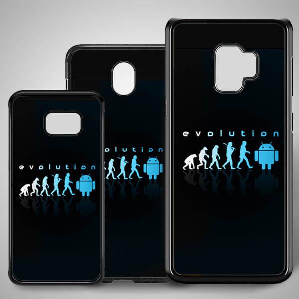Evolution Samsung Kapak
