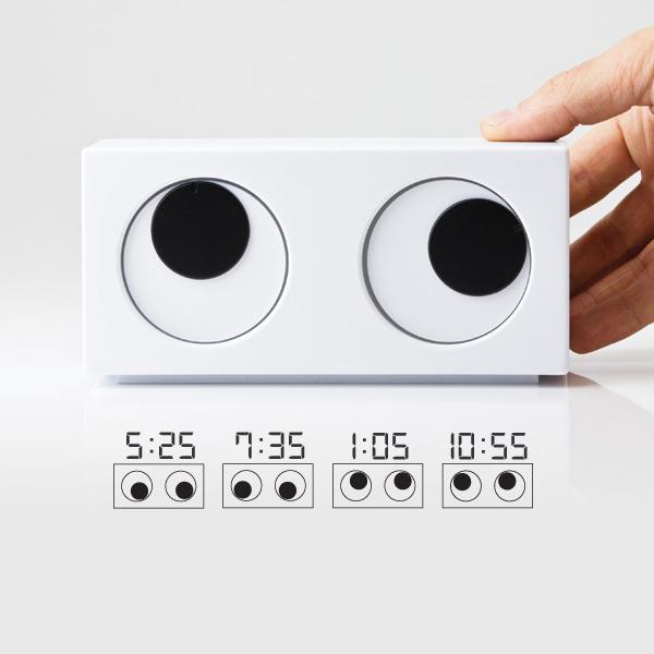 Eye Clock - Şaşı Saat