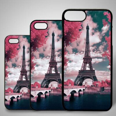 - Eyfel Kulesi iPhone Kapak