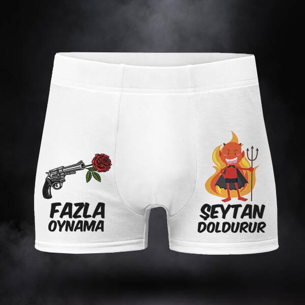 Fazla Oynama Şeytan Doldurur Boxer