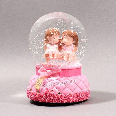 - Aşkımız Bir Efsane Kar Küresi - K02