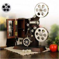 - Film Makinesi Tasarımlı Müzik Kutusu