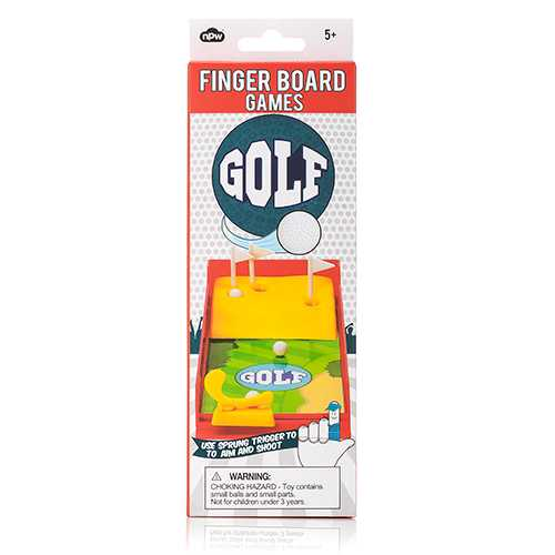 Fingerboard Golf - Mini Golf Oyun Seti