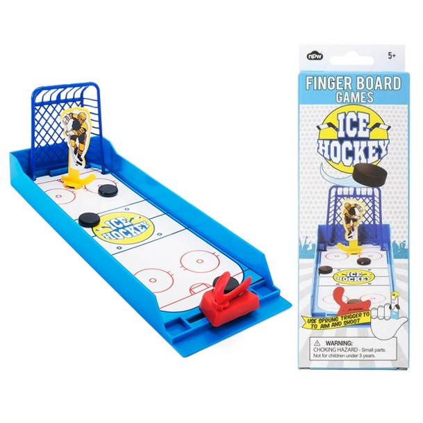 Fingerboard Ice Hockey - Mini Buz Hokeyi