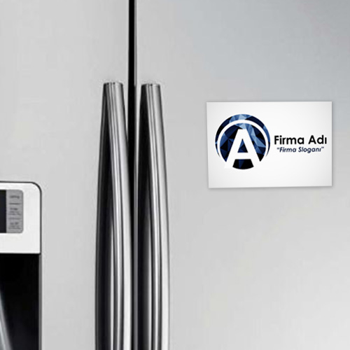 Firmalara Özel Buzdolabı Magneti