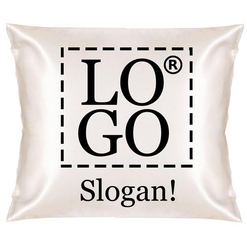 Firmalara Özel Logo Baskılı Kare Yastık