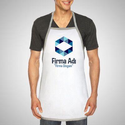 - Firmalara Özel Logo Baskılı Mutfak Önlüğü