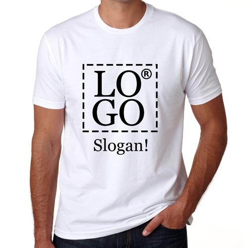 Firmalara Özel Logo Baskılı Tişört