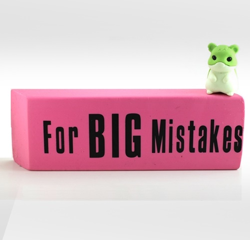 For Big Mistakes - Dev Silgi