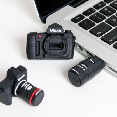 Fotoğraf Makinesi USB Bellek - Thumbnail