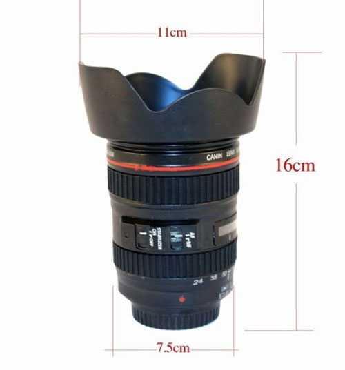 Fotoğraf Makinesi Objektif Görünümlü Kumbara