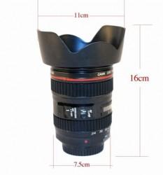 Fotoğraf Makinesi Objektif Görünümlü Kumbara - Thumbnail