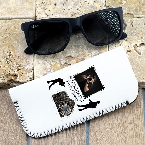 Fotoğrafçılara Özel Gözlük Kılıfı
