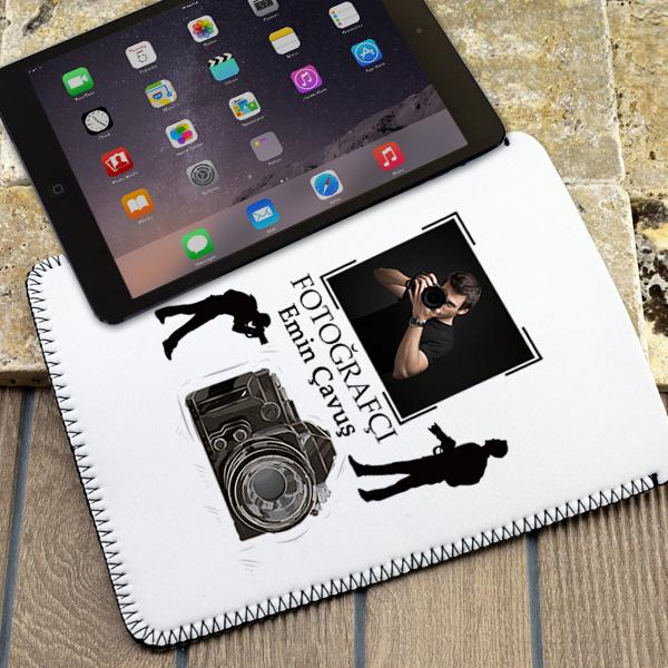 Fotoğrafçılara Özel Tablet Kılıfı