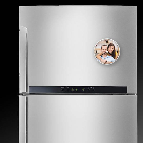 Fotoğraflı Kişiye Özel Buzdolabı Magneti