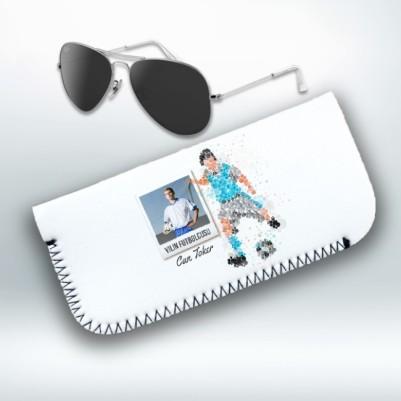 - Futbolculara Özel Gözlük Kılıfı