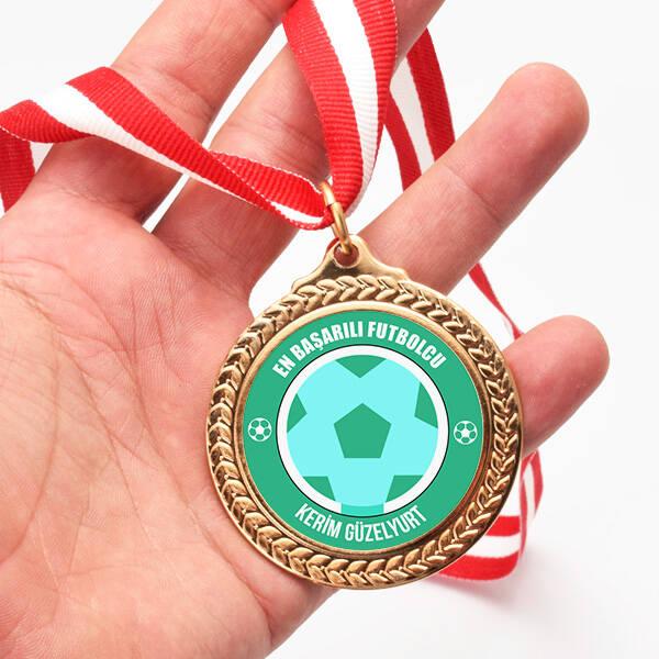 Futbolculara Özel Madalyon