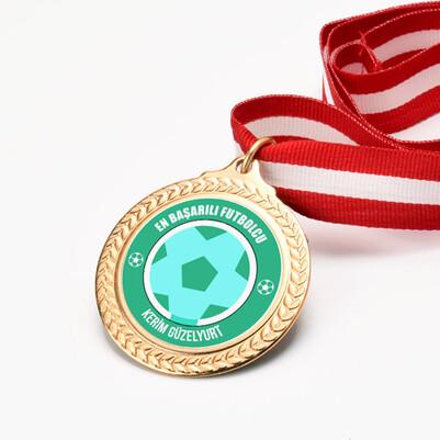 Futbolculara Özel Madalyon - Thumbnail