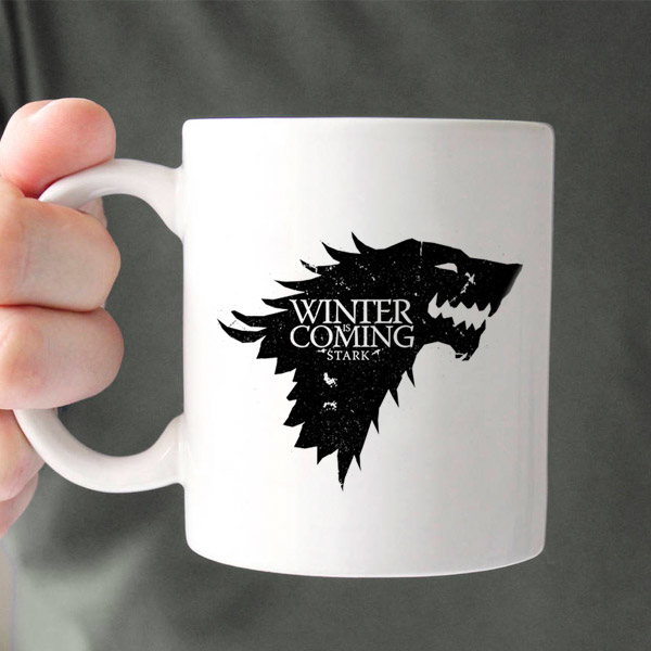 Game Of Thrones Stark Hanesi Kupa