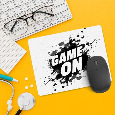 - Game On Mousepad