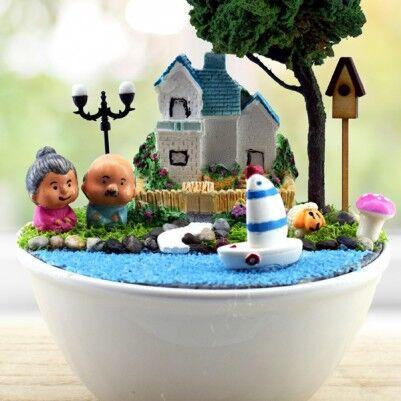 Gelecekteki Halimiz Minyatür Aşk Bahçesi - Thumbnail
