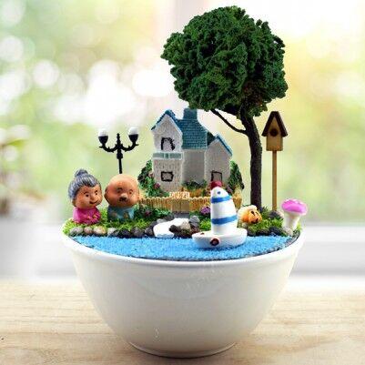- Gelecekteki Halimiz Minyatür Aşk Bahçesi