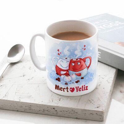 - Gerçek Aşıkların Çay Kupası