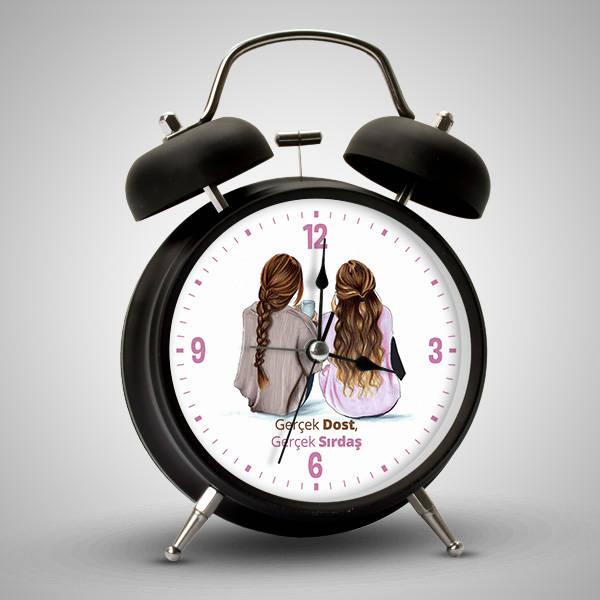 Gerçek Dost Gerçek Sırdaş Çalar Saat