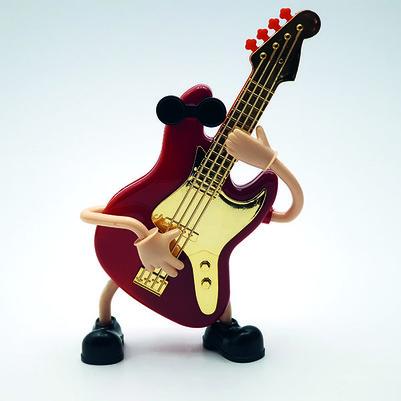 - Gitar Müzik Kutusu