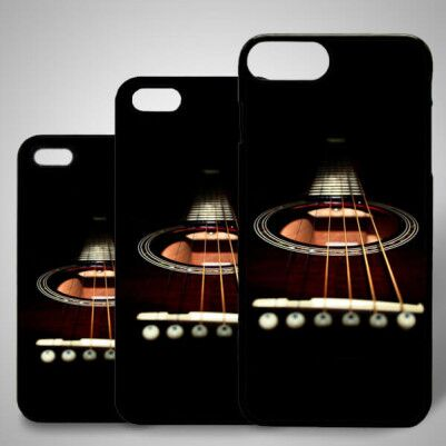 - Gitar Resimli iPhone Kapak
