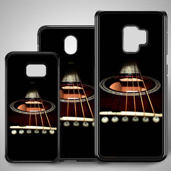 Gitar Resimli Samsung Kapak
