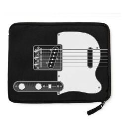 Gitar Şeklinde Tablet Kılıfı - Thumbnail
