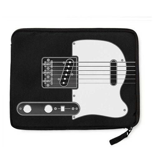 Gitar Şeklinde Tablet Kılıfı