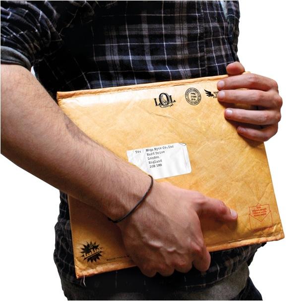 Gizli Görev Zarfı Tablet Kılıfı