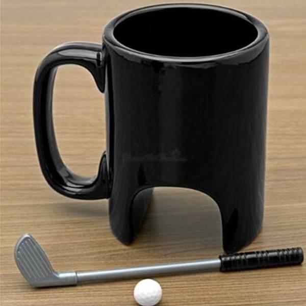 Golf Mug - Golf Kupa Bardak