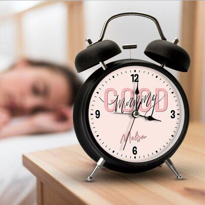 Good Morning Mesajlı Çalar Saat - Thumbnail