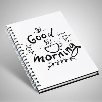 - Good Morning Motto Tasarım Defter