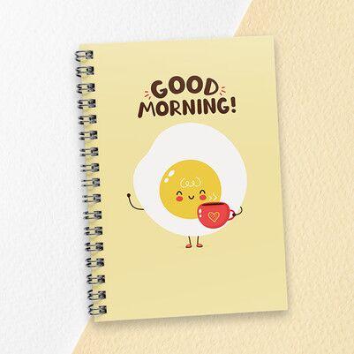 Good Morning Temalı Konsept Hediye Kutusu - Thumbnail