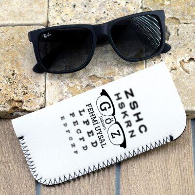 - Göz Doktorlarına Özel Gözlük Kılıfı