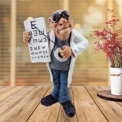 - Göz Doktoru Temalı Biblo