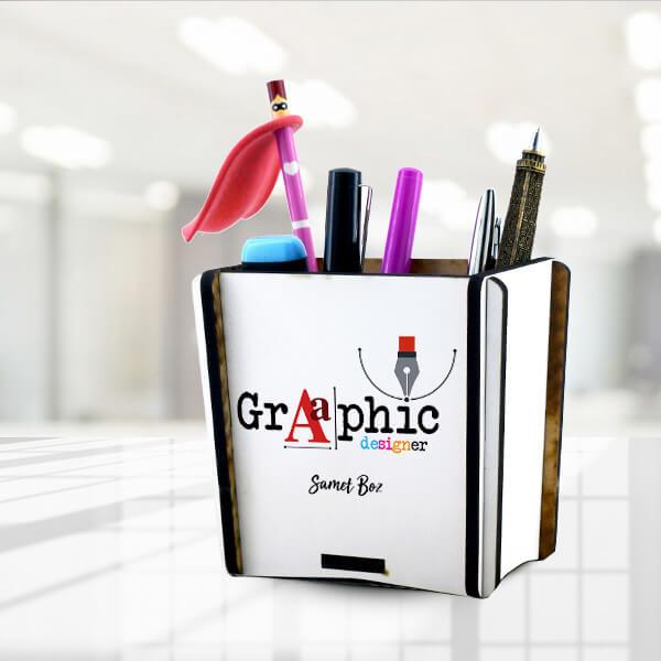 Grafik Tasarımcısına Hediye Kalemlik