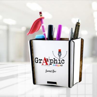 - Grafik Tasarımcısına Hediye Kalemlik