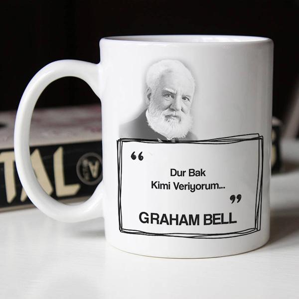 Graham Bell Esprili Kupa Bardak