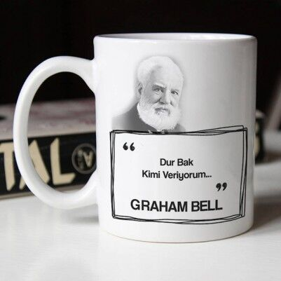 - Graham Bell Esprili Kupa Bardak