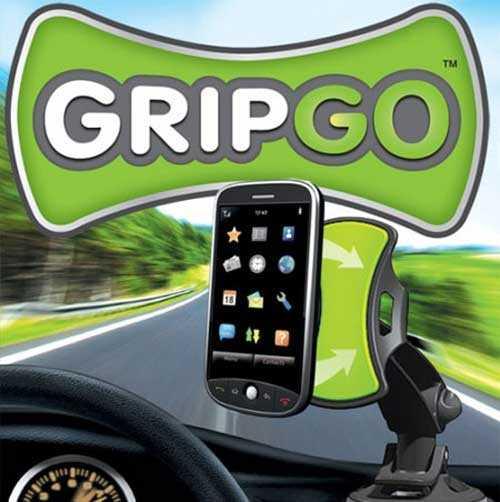 Gripgo - Cep Telefonu ve Navigasyon Araç Tutacağı