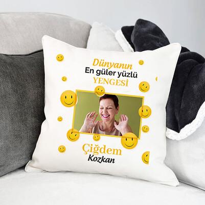 - Güler Yüzlü Yengem Yastık