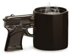 Gun Mug - Silah Kupa Bardak - Thumbnail