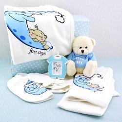 Güzel Oğlum Bebek Hediye Sepeti - Thumbnail