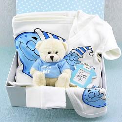 - Güzel Oğlum Bebek Hediye Sepeti