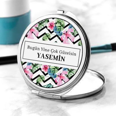 - Güzel Sevgilim İsimli Cep Aynası